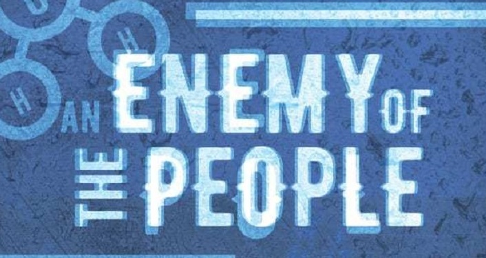 An Enemy of The People is Ibsen's stirring drama about one man's lonely struggle against official corruption