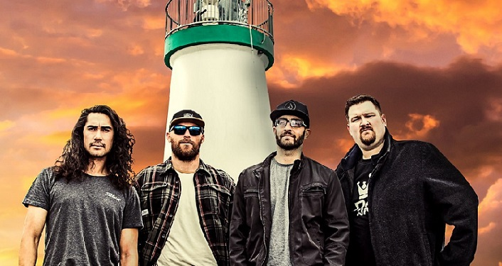 "California surf/rock band The Expendables perform their ""Winter Blackout Tour: The Yeti Strikes Back"" with guest Ballyhoo!"