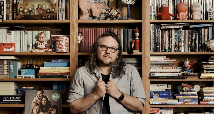 Jeff Tweedy (founding member of Wilco, vocalist and songwriter), will be in concert