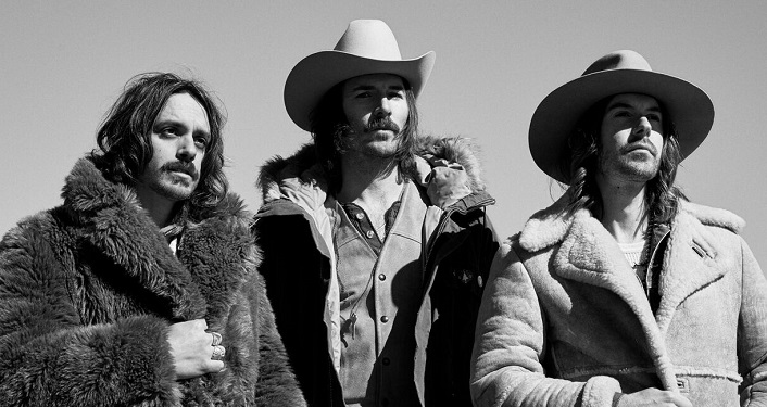 Traditional country music trio Midland will be performing their Electric Rodeo Tour