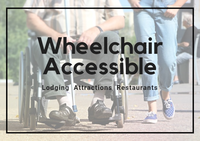 Wheelchair Accessibility in St. Augustine