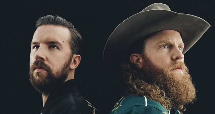 "Three-time CMA Awards' ""Vocal Duo of the Year"" Brothers Osborne will be performing at the St. Augustine Amphitheatre"