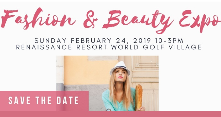 Grab a girlfriend or two or three and join us for a fun day at the Fashion & Beauty Expo!!