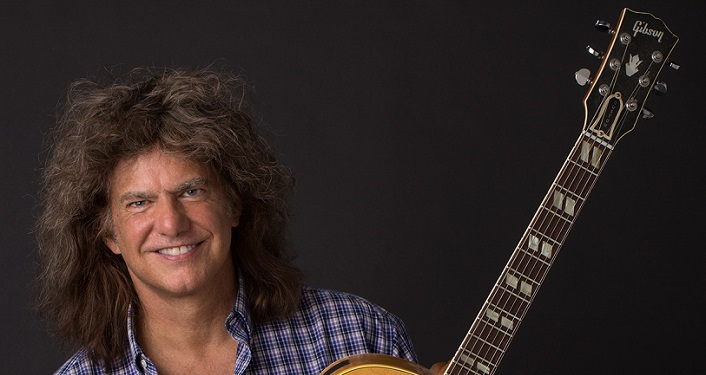 "Pat Metheny will bring his new playing environment ""Side Eye"" to the Ponte Vedra Concert Hall"