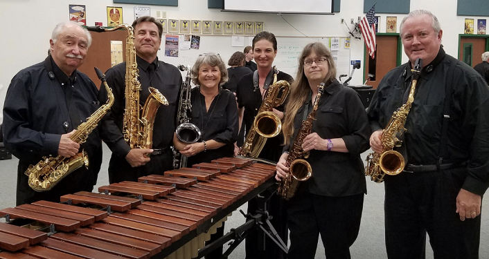 Enjoy the music at the St. Augustine Concert Band Holiday Performance