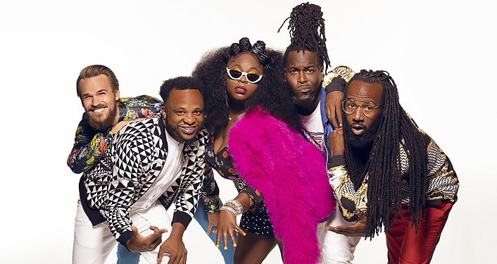 Tank and the Bangas will be performing at the Backyard Stage at the Amphitheatre