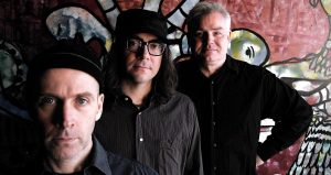 The St. Augustine Amphitheatre's Front Porch Series proudly presents experimental rock trio, The Messthetics Live on the Front Porch