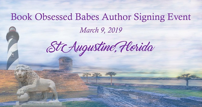 Book Obsessed Babes is an author signing event with nearly 60 talented Authors waiting to meet you,