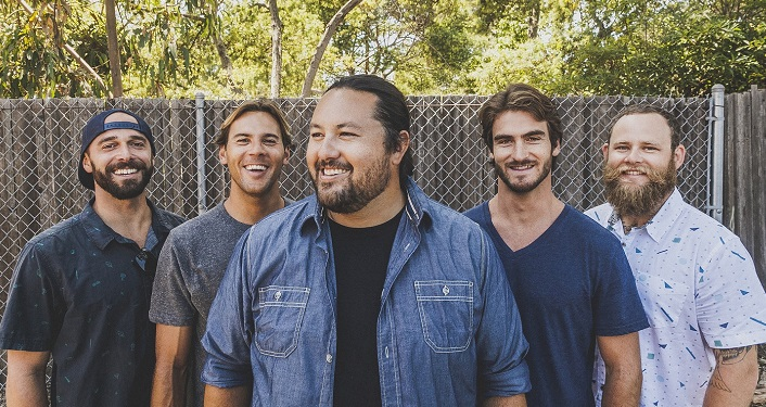 "Alternative reggae group Iration returns to the Amphitheatre with their headlining ""Live from Paradise! Tour"""