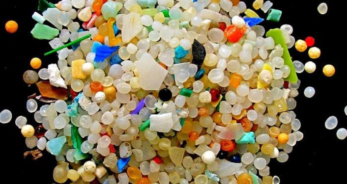 Learn about Problematic Microplastic, a presentation about microplastics, presented by Dr. Maia McGuire