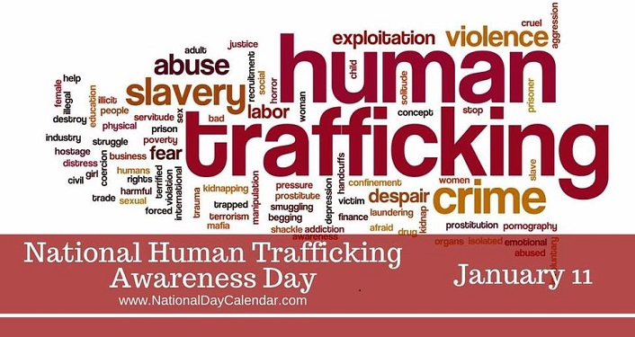 Join the Light the Way, Walk with Me walk on National Human Trafficking Awareness Day