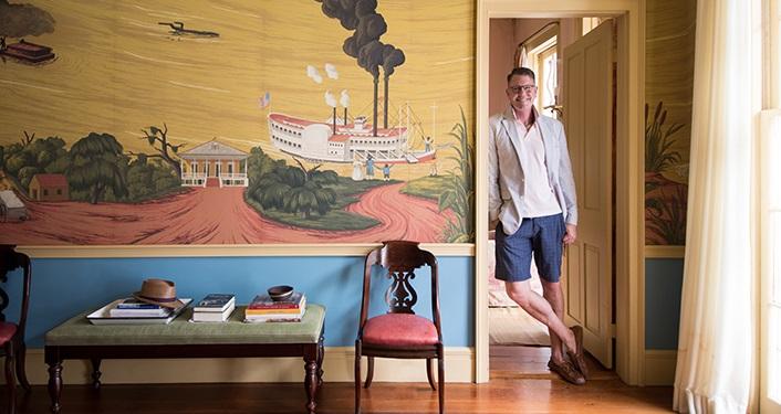 Award-winning designer and author, Thomas Jayne, will be at the Lightner Museum.