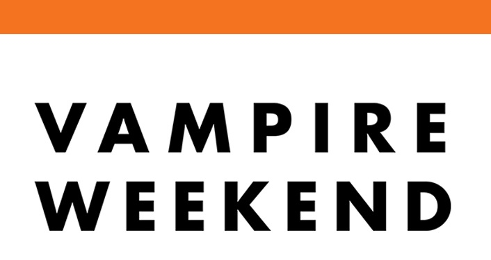 GRAMMY award-winning, indie rock group Vampire Weekend will be on stage at the St. Augustine Amphitheatre