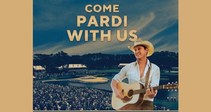 country artist Jon Pardi.