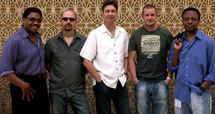 Image of English smooth jazz band Acoustic Alchemy