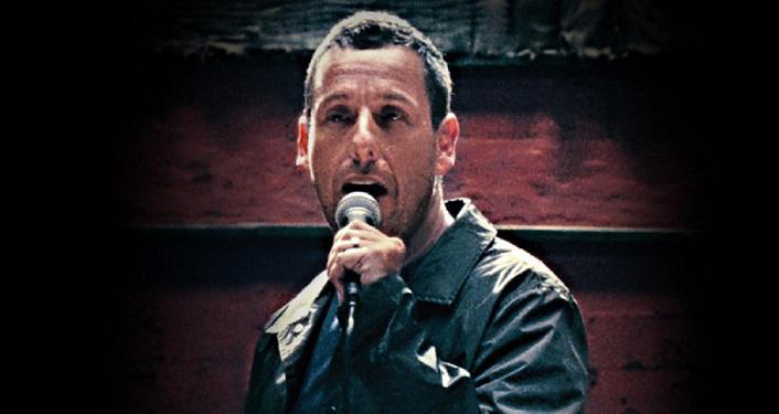 Image of Comedy king Adam Sandler