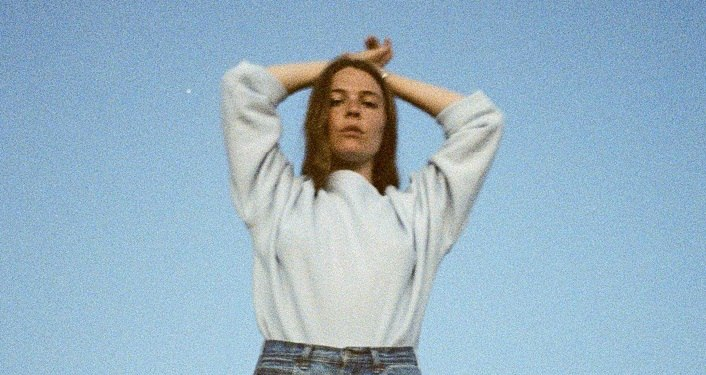 Image of Emerging indie-pop, singer/songwriter Maggie Rogers