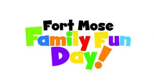 """Text """"Fort Mose Family Fun Day"""""""