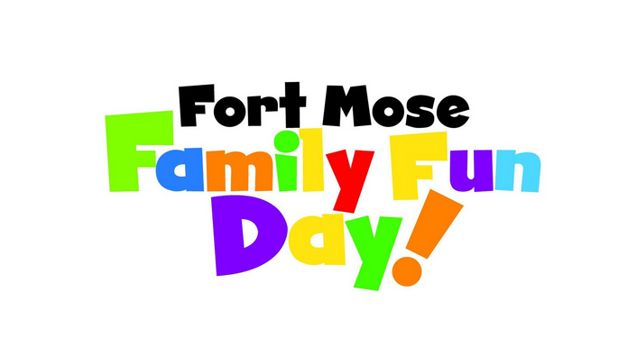 "Text ""Fort Mose Family Fun Day"""