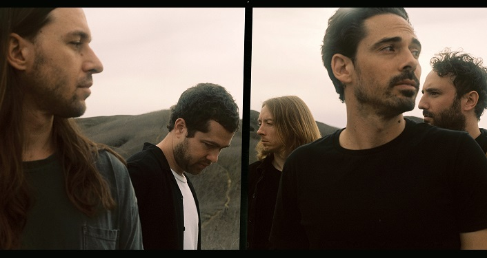 photo of Los Angeles indie rock group Local Natives