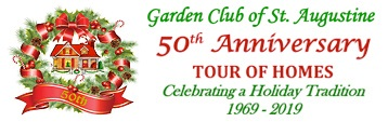2019 Garden Club Tour of Homes 50th Anniversay