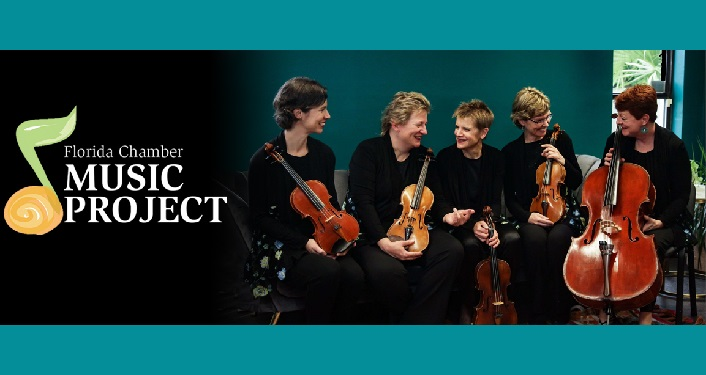 Florida Chamber Music Project 2019-2020 - St  Augustine, FL | Oldcity