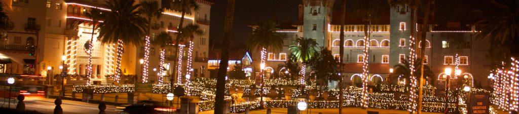 St. Augustine Christmas Lights 2020 St. Augustine Nights of Lights | 2020 2021