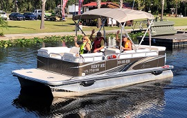 Sea Serpent Tours - Pontoon Boat Rentals