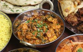 Namaste Indian Tandoori Food