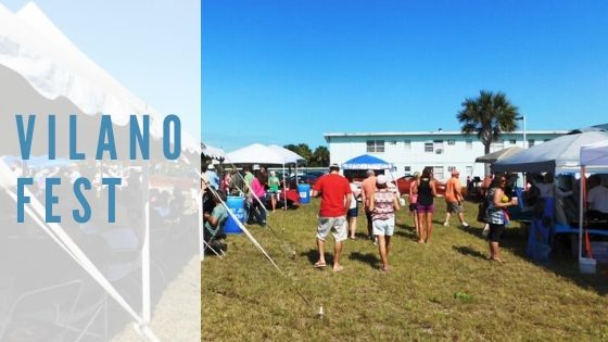 Vilano Fest in Vilano Beach, Florida
