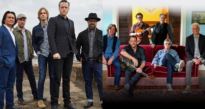 Jason Isbell & the 400 Unit, Nitty Gritty Dirt Band