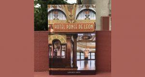 Image of foyer of Henry Flagler's Hotel Ponce de Leon