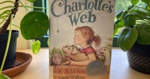 front cover of the bokk Charlotte's Web for Facebook Event - A Book Before Bedtime