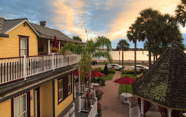 Bayfront Marin House Inn