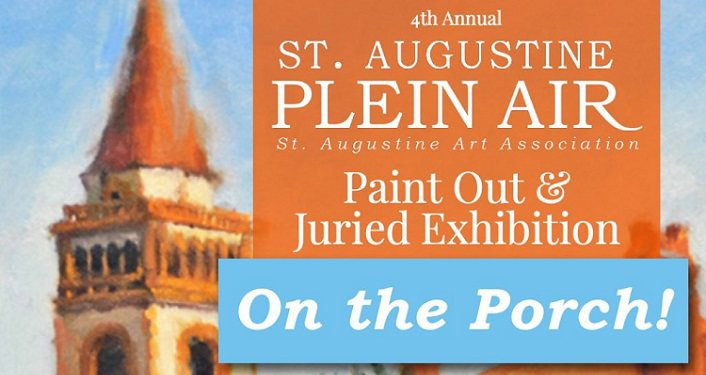 St.Augustine En Plein Air Online Exhibit