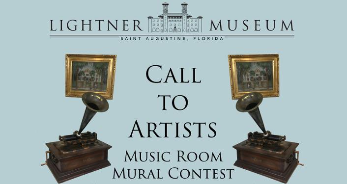 Lightner Museum Music Room Mural Contest