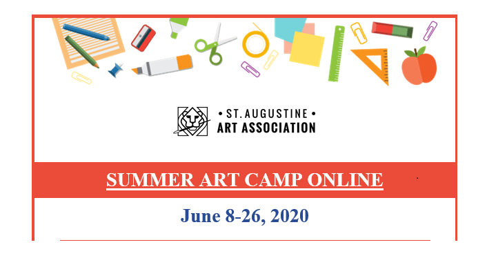 Summer Art Camp Online
