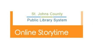 Facebook Live Online Storytime