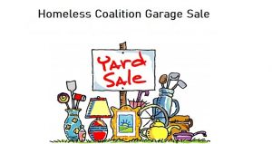 Homeless Coalition Garage Sale