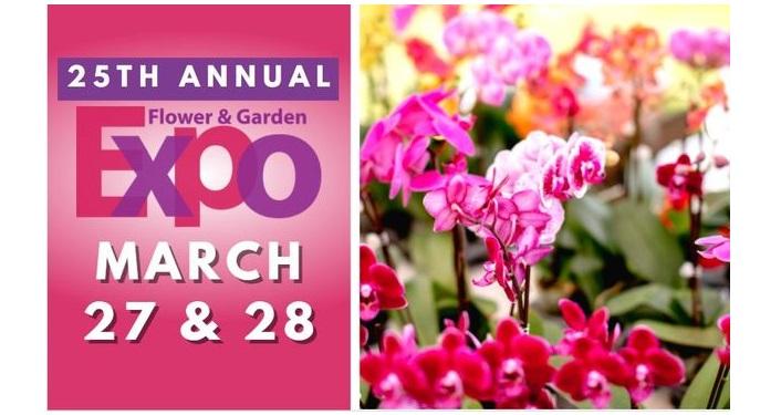 Flower & Garden Expo 2021
