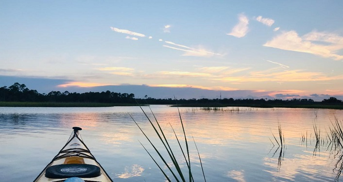 Nocatee Sunset Kayak Trips