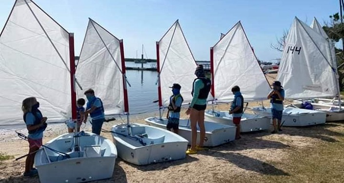 St. Augustine Yacht Club Sail Camp