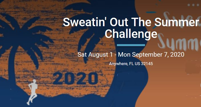 Sweatin' Out The Summer Challenge.