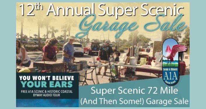2020 Super Scenice Garage Sale.