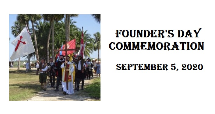 Founder's Day Commemoration, Procession