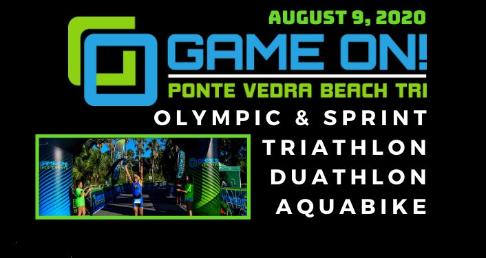 Game On! Ponte Vedra Beach Triathlon