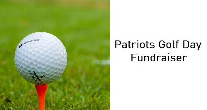 Patriots Golf Day Fundraiser