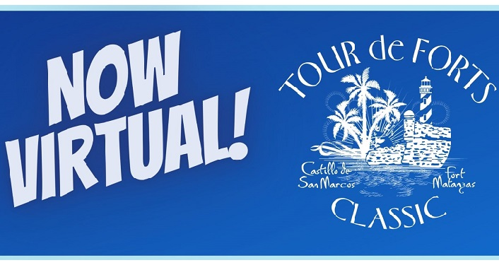 Tour de Forts Classic - Virtual