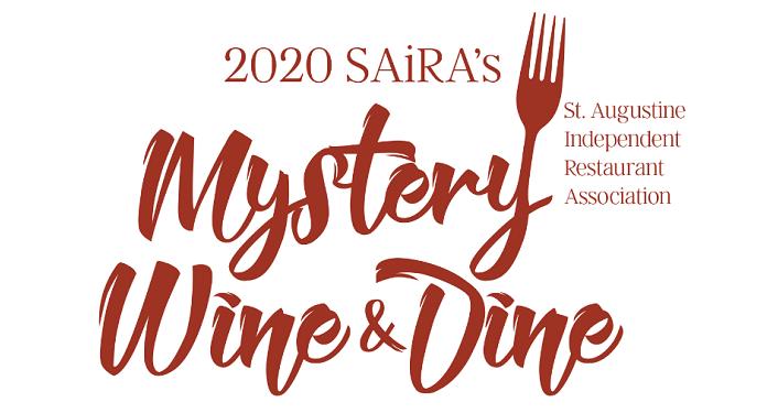 2020 SAiRA's Mystery Wine & Dine