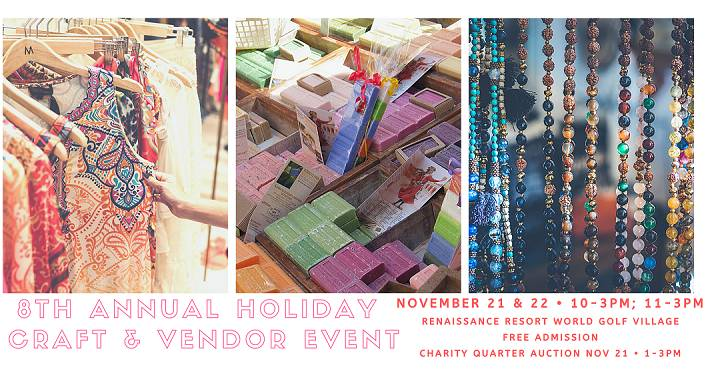 8th Annual Holiday Craft & Vendor Event